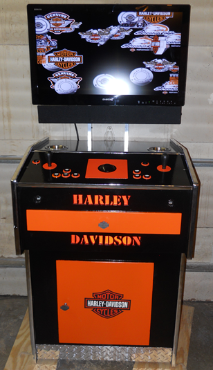 Harley Arcade Machine